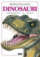 DINOSAURI Guida Compact illustrata Oltre 80 Esemplari 150 Libro Nuovo Come Foto