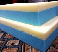 foam Sheets ( upholstery foam sheet )  firm foam and soft foam with memory foam