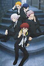poster promo Hamatora anime Nice Murasaki Birthday Ratio art