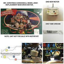 Mr Christmas Cannonball   - PART - MOTOR KIT MODEL:26901 and Similar models.