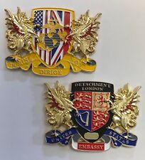 USMC MSG Marine Security Guard Detachment MSG-Det London England UK