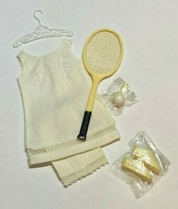 MATTEL Francie Vintage Clothing #1221 Tennis Time from 1969