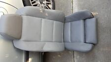 BMW E60 545i 530i 528xi FRONT SEAT KIT SET 02-06 GERMAN VINYL UPHOLSTERY KIT NEW