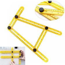 New Multifunctional Flexibility Angle Model Angle Ruler Plastic Measuring Tool