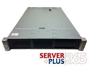 HP DL380 G9, 2x 2.3GHz E5-2699v3 18-core, 512GB RAM, rail kit