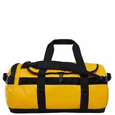 The North Face Reisetasche M Base Camp Duffel M summit gold/tnf black