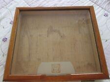 Vintage Willem II Cigars Tobacconist Shop Display Case