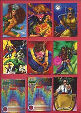 1994 MARVEL ANNUALS FLAIR  Complete Your Set U pick 3 cards NM to Mint