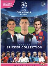 UEFA Champions League 19-20 Panini Album -in PDF- Football Soccer