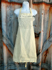 New Demdaco In This Home Apron Sz Os Kitchen