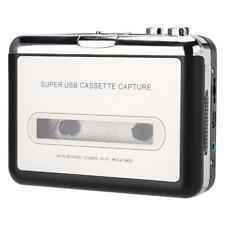 Tape to PC USB Cassette Convertitore MP3 Cattura lettore audio digitale