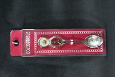 Souvenir Spoons from Oklahoma