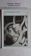 S45 - Starfilmkarte - MONTGOMERY CLIFT Freud