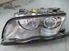 BMW 3 SERIES LEFT HEADLAMP E46, SEDAN, XENON, 09/98-09/01 98 99 00 01