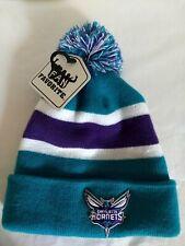Charlotte Hornets Adult Beanie Hat by Fan Favorite One Size