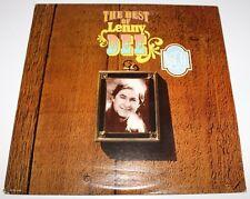 LENNY DEE - The Best Of Vol. II [Double Vinyl LP, 1975] USA Import MCA2-4084 EXC
