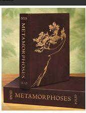 Folio Society Metamorphoses by Ovid