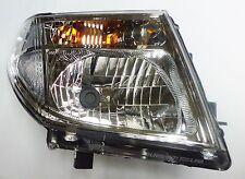 10-14 Nissan D40 Pathfinder Navara 2 Wd 4Wd Frontier Head Lamp Head Light Right