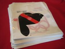 50 MONTREAL 1976 OLYMPIC GAMES AMIK BEAVER SOUVENIR SHOP PLASTIC BAGS NEW OLD