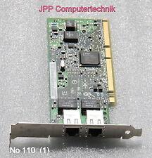 DELL PowerEdge 2850 Dual Port Server Ethernet Card C40896-001 LAN Rj45 Netzwerk