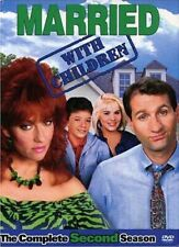 MARRIED WITH CHILDREN - THE COMPLETE SEASON 2 (BOXSET) (DVD)