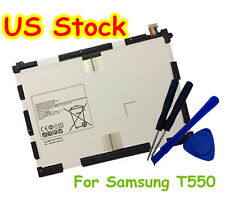 Battery EB-BT550ABA Fr Samsung GALAXY Tab A 9.7 T550 SM-T550 SM-P550 P555C Tools