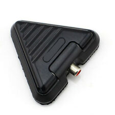 Tattoo Foot Pedal Switch Footswitch Control for Power Machine Triangular Black