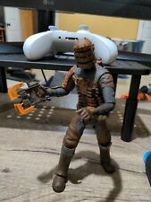 NECA Dead Space Isaac Clarke w/ Plasma Cutter LED Lights Action Figure Complete