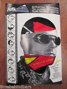 ARTI K-WIND MULTIFUNCTIONAL TUBULAR HEAD WEAR