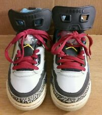Youth Size: 4.5 Nike Air Jordan Spiz'ike /Maize-Shadow Bordeaux 317321-070