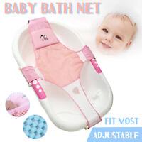 Cradle Safety Fold Bathtub Bathing Support Net Shower Baby Bath Seat 101 x 61CM