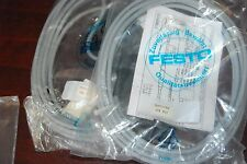 Festo 151-911, Plug Connector, Lot of 2, New in Bag