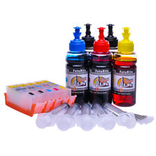 Non Oem refillable ink Cartridge fits Canon IP3600 IP4600 IP4700 MP540 MP550
