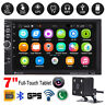 7'' 2 Din 720P Touch Screen Bluetooth GPS-Navi Auto Stereo Mp5 Player FM Radio