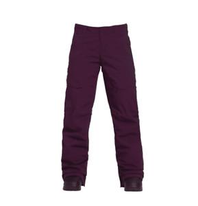 Burton Women's GORE-Tex Summit Pant Purple Size Medium