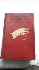 Angelfischerei Taschenbuch von 1922 von Max Borne 6. Auflage