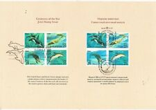 1990 Creatures of the Seas Joint Stamp Issue