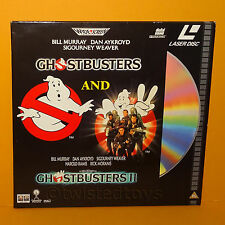 Horror Comedy LaserDisc Films