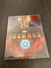 Iron Man - KimchiDVD Exclusive Limited Edition Lenticular Slip Steelbook