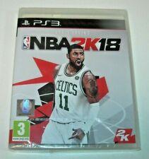NBA 2K18 PS3 (PAL España precintado)