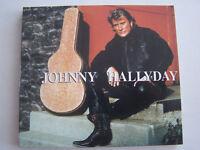 CD DE JOHNNY HALLYDAY, LORADA , + FICHE + LIVRET , DIGIPACK NUMEROTE COMME NEUF