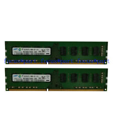 8GB 4GB DDR3 1066 1333/1600 PC3-10600 12800 240Pin de memoria de escritorio no ECC DIMM