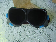 Vintage Soviet Safety Welting Goggles in original box