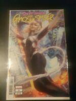 SPIDER-GWEN: GHOST SPIDER #1 #2 #3 set Artgerm  Variant Cover Art