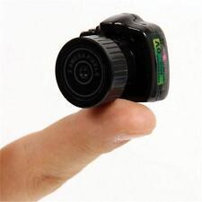Mini Smallest Spy Camcorder Video Recorder DVR Hidden Pinhole Camera Web cam GZ^