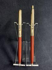 Vintage Paper Mate Pen And Pencil Set #509