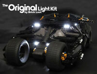 LED Lighting kit for LEGO ® 76023 Batman Tumbler