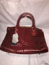 Red Textured Small/Medium Esbag Purse