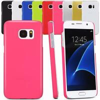 Hard Back Case Cover For Samsung Galaxy S7 Edge Armour Snap On Slim Fit