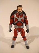 "Marvel Legends Red Guardian No Crimson Dynamo BAF Piece 6"" Figure Loose Hasbro"